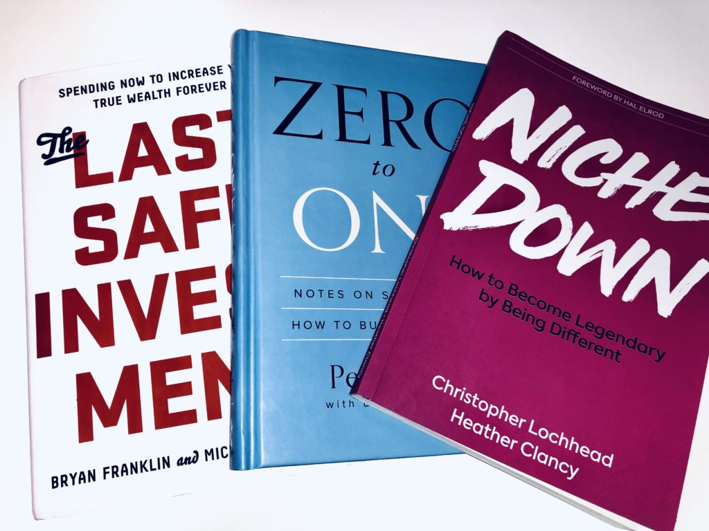 7 Best Books for your Career Change (Or if you're just starting out)