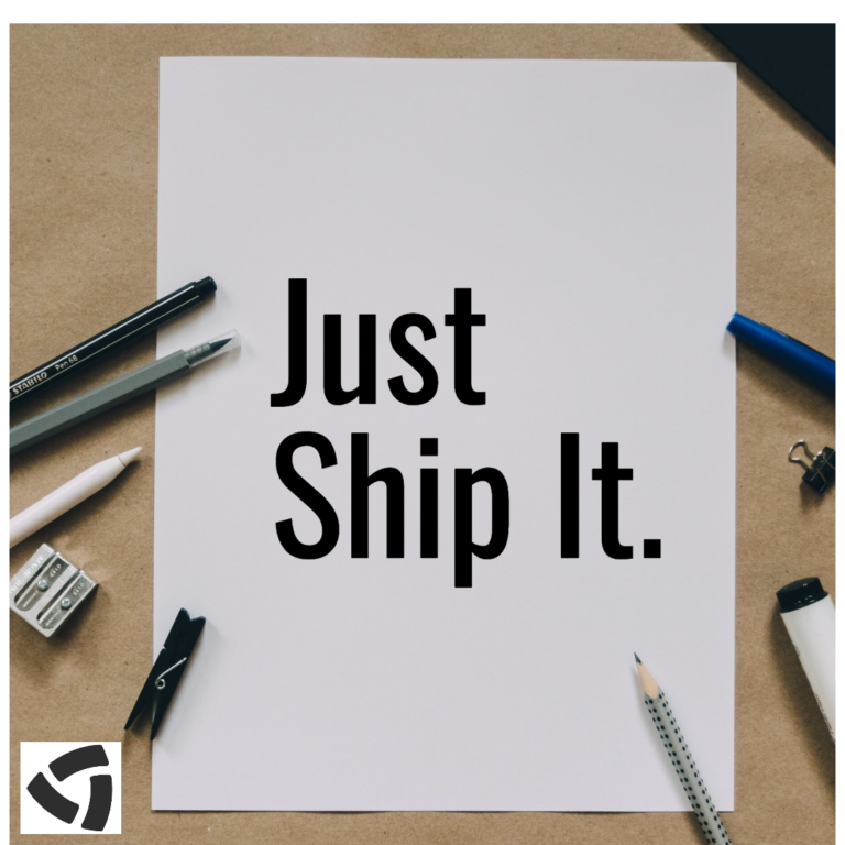 just ship it