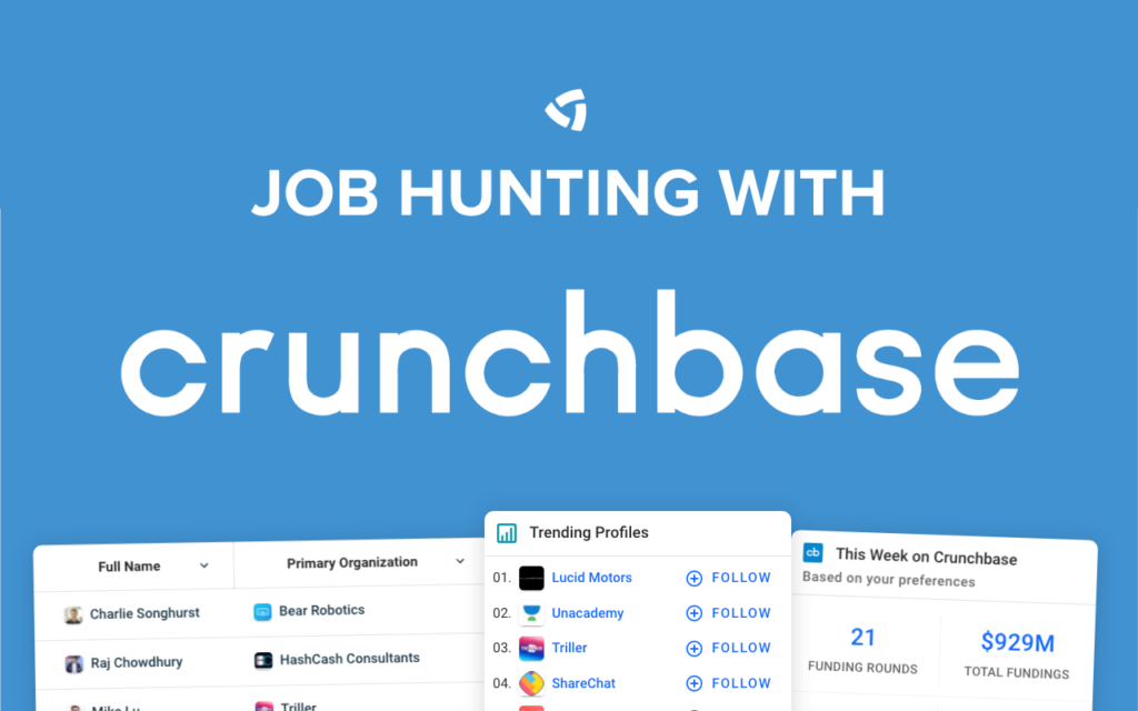 How to Discover Tech Companies with Crunchbase